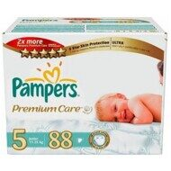 Подгузники Pampers Premium Care 5 Junior (11-25 кг) 88 шт.