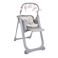 Chicco Стульчик Polly Magic Relax, Cocoa