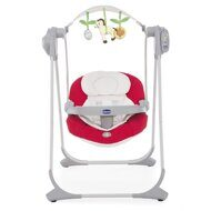Chicco Качели POLLY SWING UP Paprika 7079110710000